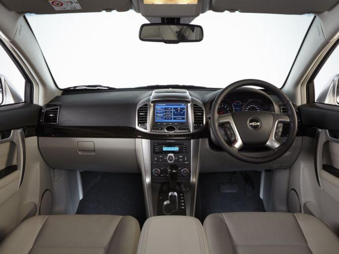 2014 Chevrolet Captiva TH-spec suv interior f wallpaper