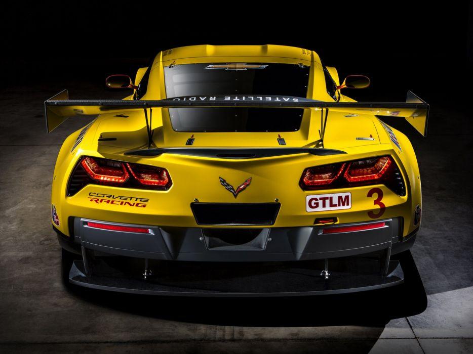 2014 Chevrolet Corvette C7R GT2 (DA-7) race racing supercar     g wallpaper