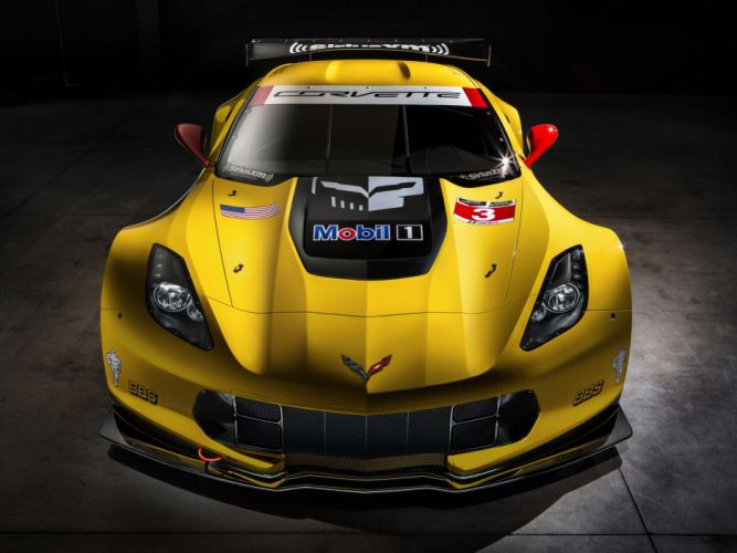 2014 Chevrolet Corvette C7R GT2 (DA-7) race racing supercar g wallpaper