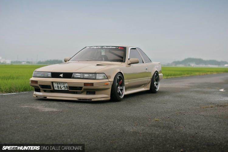 car tunnig japan N-Style Toyota Soarer-gt wallpaper