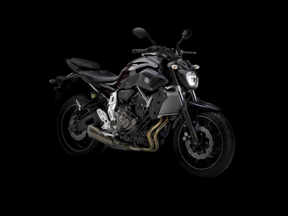 2015 Yamaha Fz 07 Motorbike Bike Motorcycle E Wallpaper