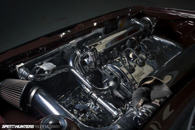 volkswagem golf mk2 tunning car mark2 engine wallpaper