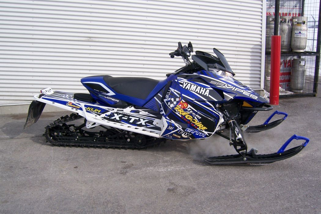 YAMAHA S-R VIPER snowmobile sled atv (12) wallpaper