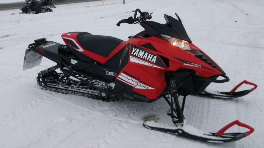 YAMAHA S-R VIPER snowmobile sled atv (8) wallpaper