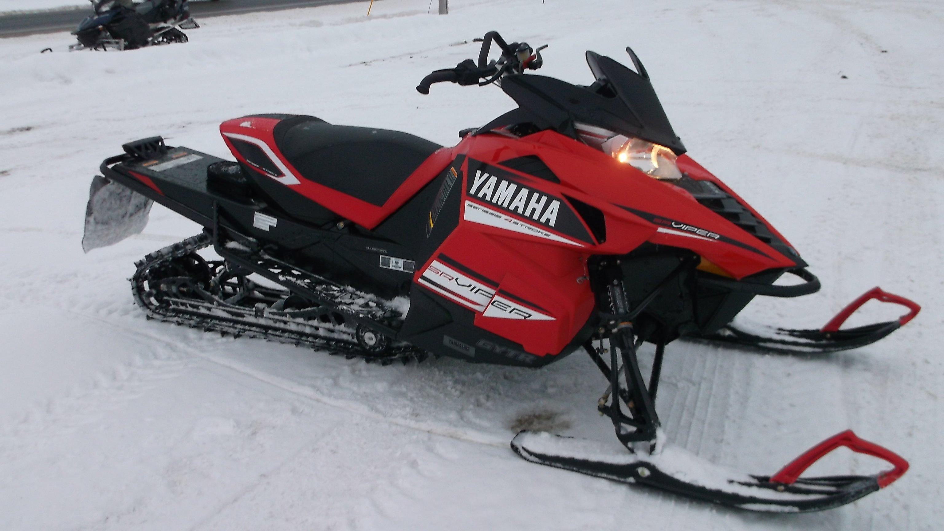 Yamaha Snowmobile Specs