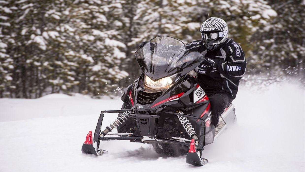 YAMAHA S-R VIPER snowmobile sled atv (19) wallpaper