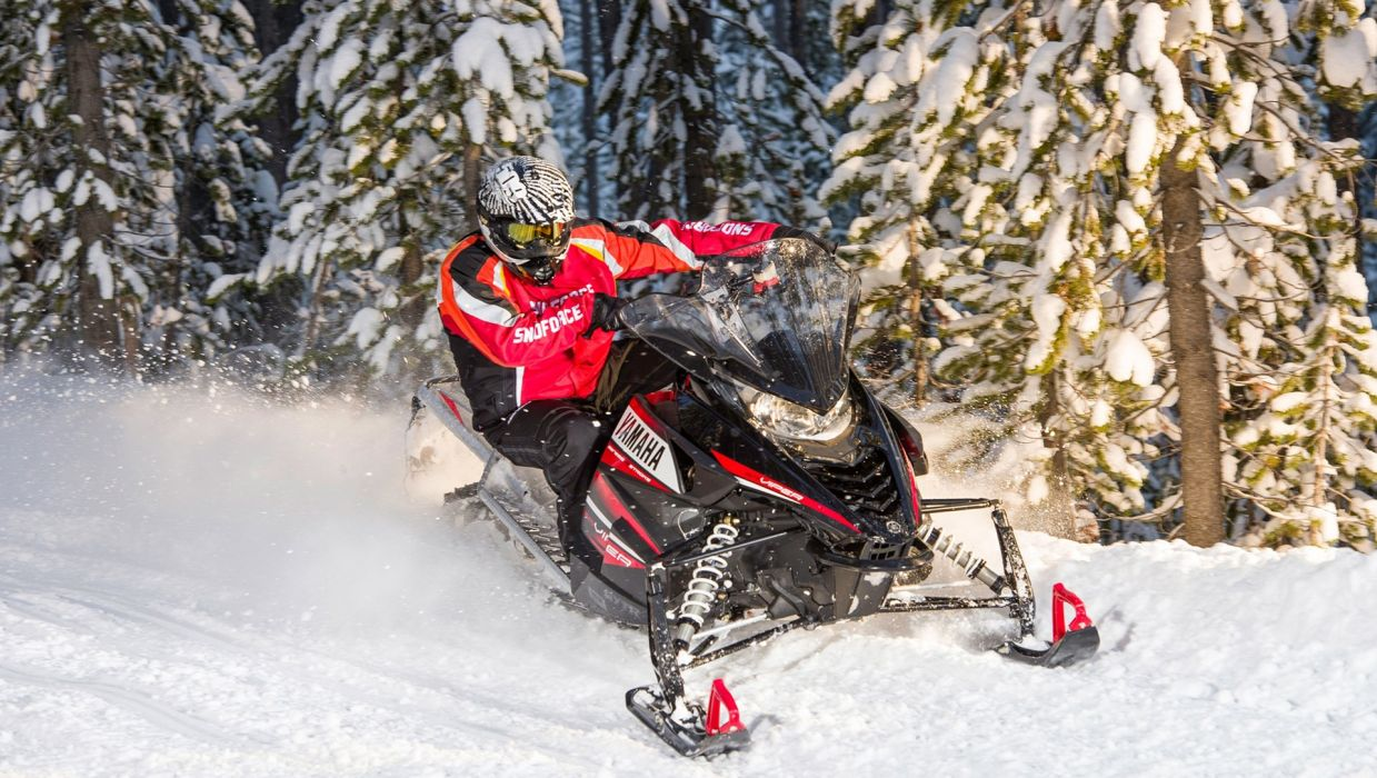 YAMAHA S-R VIPER snowmobile sled atv (17) wallpaper
