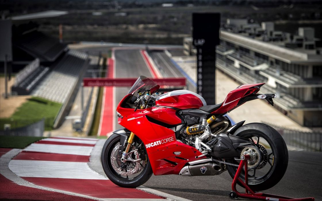 2013 ducati superbike 1199 panigale-r motorcycle corse 4000x2500 wallpaper