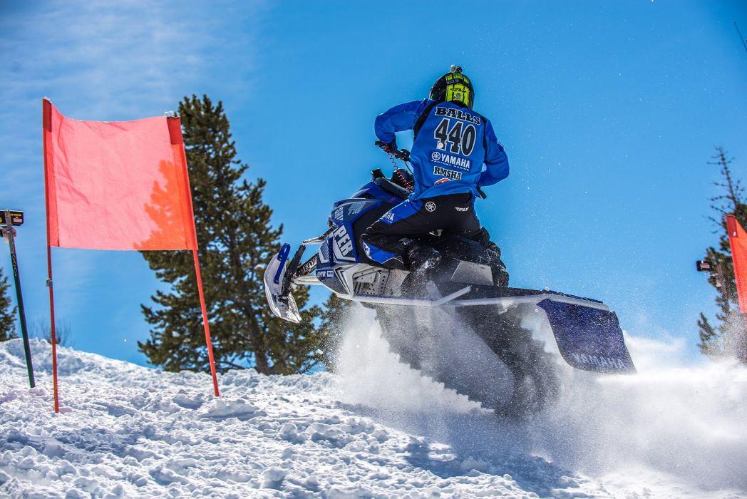 YAMAHA S-R VIPER snowmobile sled atv (28) wallpaper