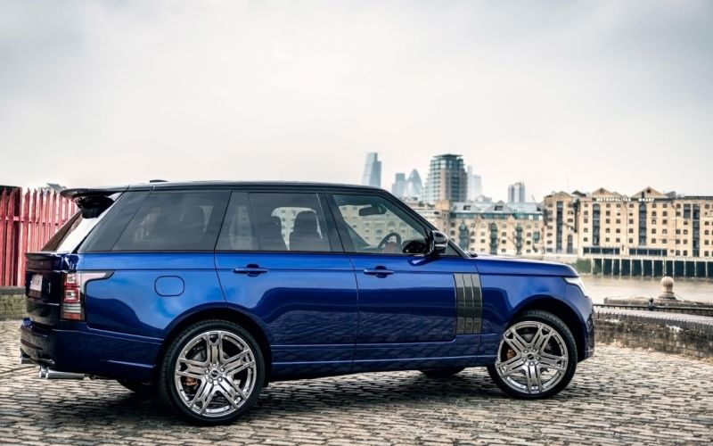 2014 A-Kahn Design Range Rover Vogue 600LE tunning suv car 4000x2500 3 wallpaper