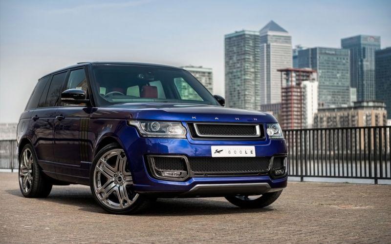 2014 A-Kahn Design Range Rover Vogue 600LE tunning suv car 4000x2500 4 wallpaper