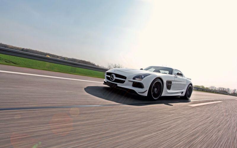 2014 SGA-Aerodynamics Mercedes-Benz SLS AMG tunning supercar car 4000x2500 2 wallpaper
