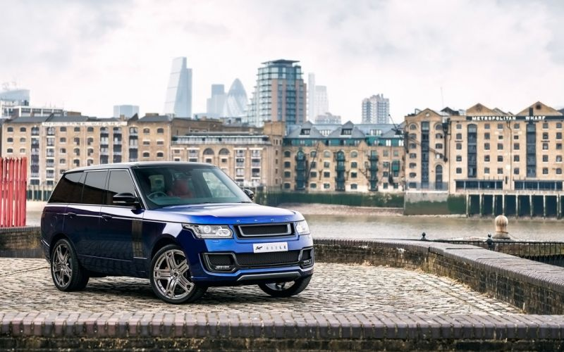 2014 A-Kahn Design Range Rover Vogue 600LE tunning suv car 4000x2500 wallpaper