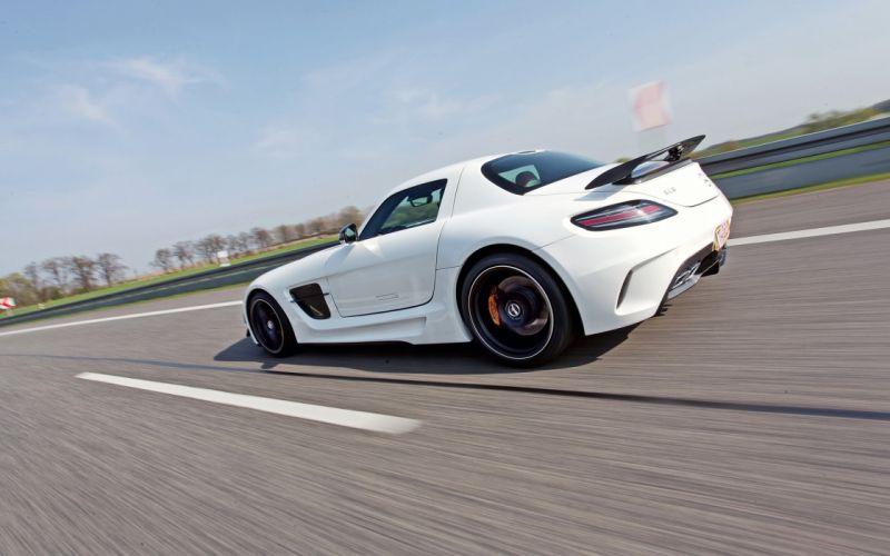 2014 SGA-Aerodynamics Mercedes-Benz SLS AMG tunning supercar car 4000x2500 wallpaper