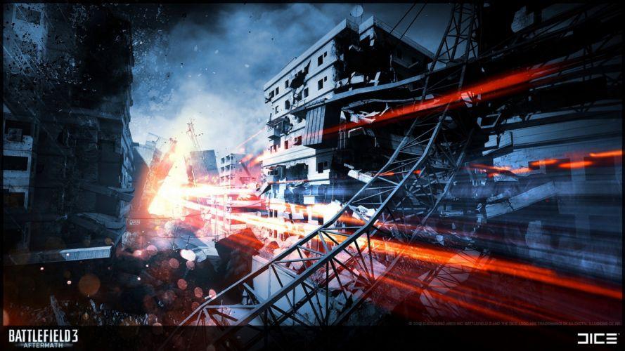 battlefield-3 aftermath epicenter game war 4000x2250 wallpaper