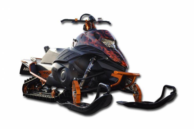 YAMAHA APEX snowmobile sled atv (9) wallpaper
