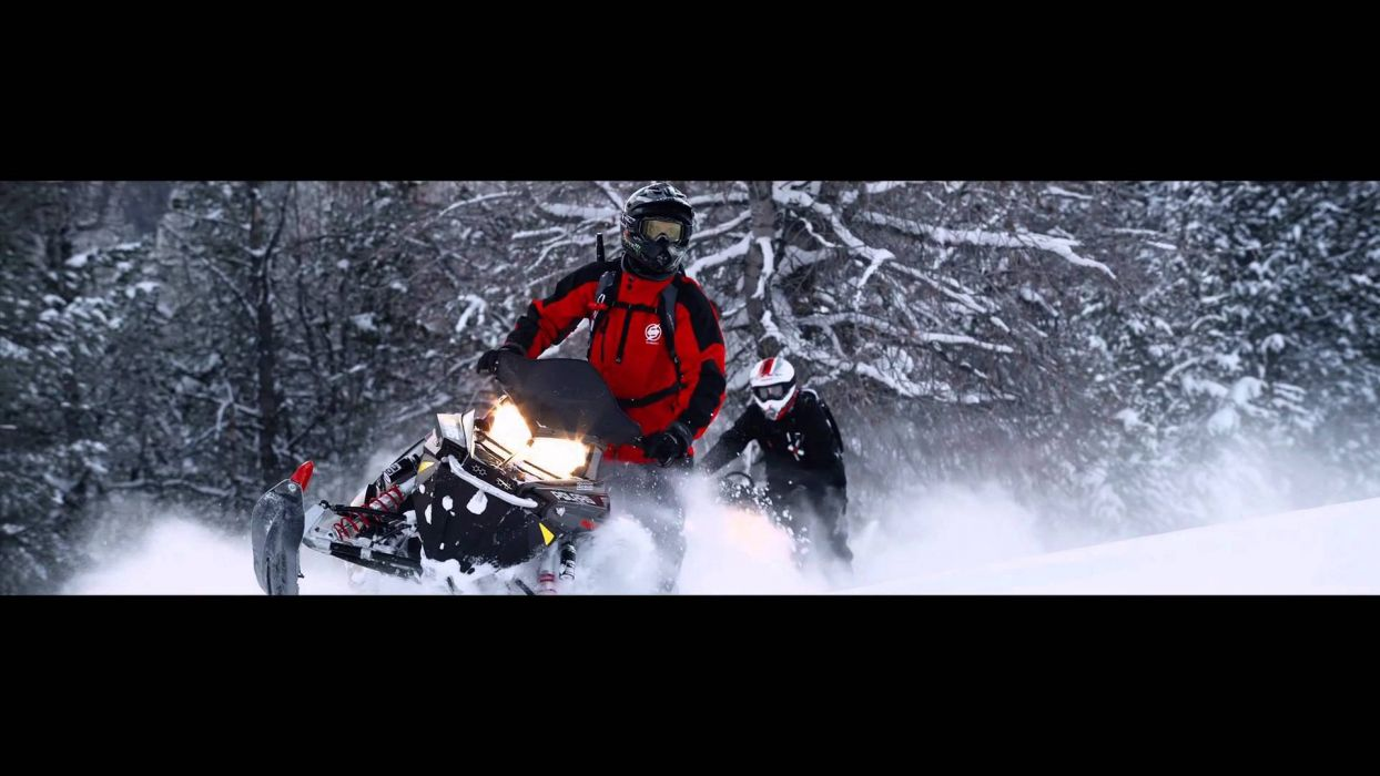POLARIS 800 SWITCHBACK snowmobile sled atv (5) wallpaper