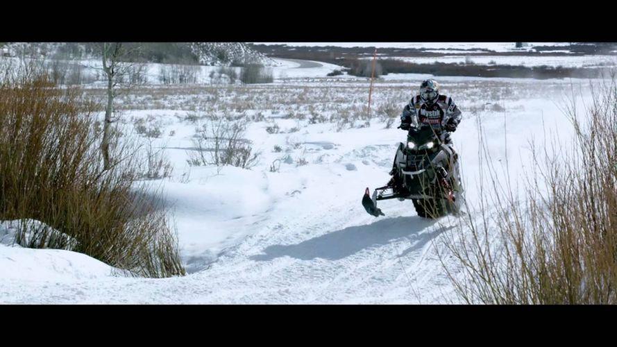 POLARIS 800 SWITCHBACK snowmobile sled atv (6) wallpaper