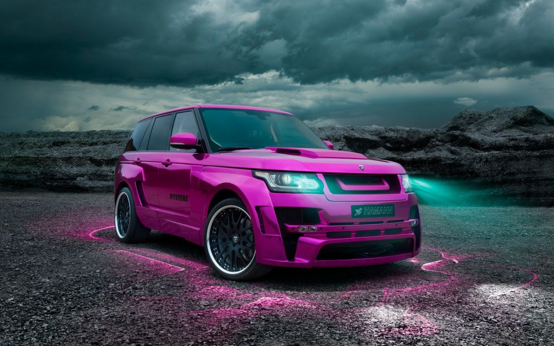hamann tunning range rover vogue 2013 widebody mystere car suv 4000x2500 wallpaper