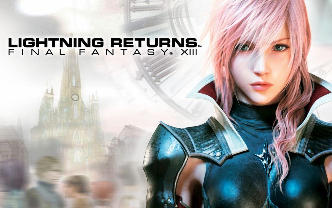 final fantasy lightning returns game 4000x2500 wallpaper