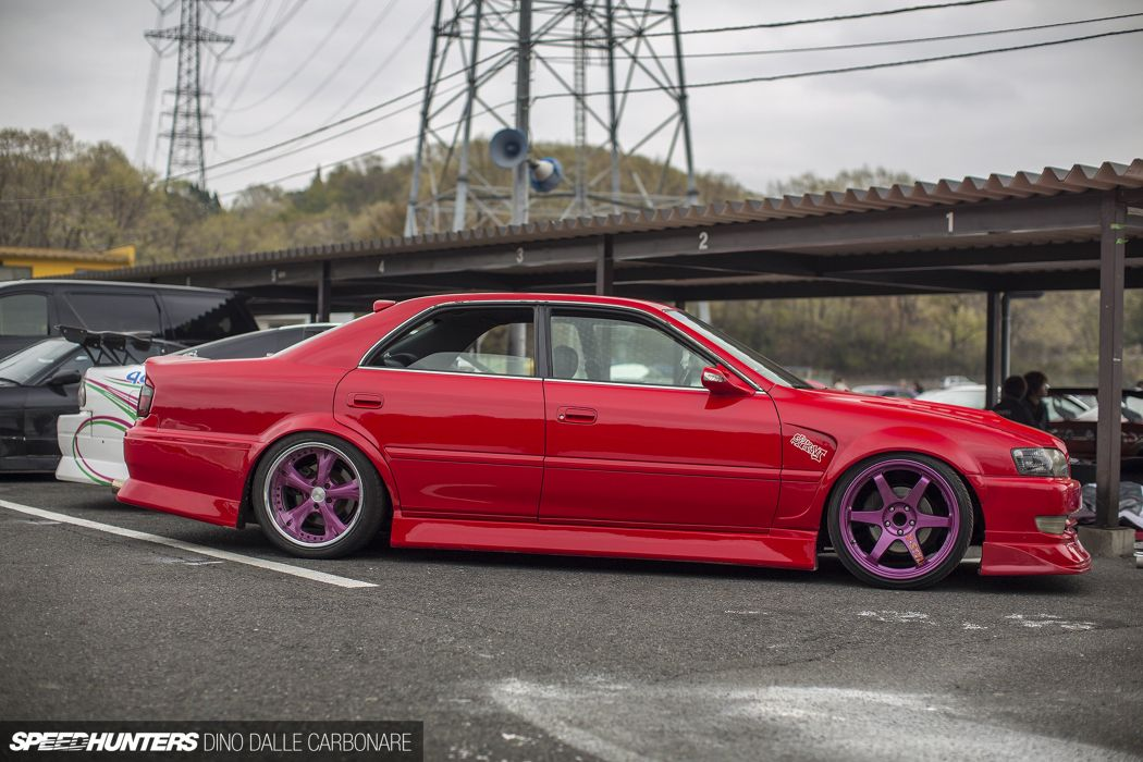japan N-Style red tunning drift 4000x2667 wallpaper
