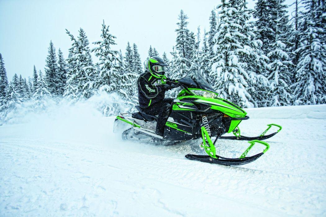 ARTIC CAT X-F 8000 snowmobile sled atv (2) wallpaper