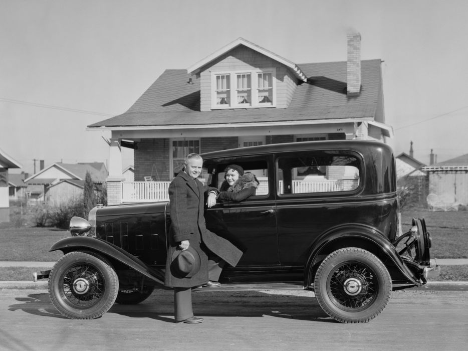 1932 Chevrolet Confederate Coach (9BA)     h wallpaper