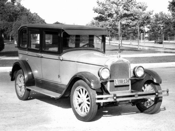 1927 Pontiac Deluxe Landau Sedan (7450D) retro wallpaper