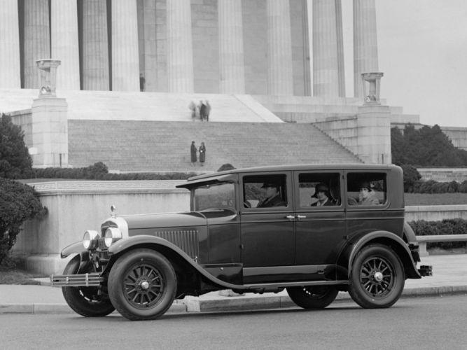 1926 Cadillac V-8 314 Custom Suburban (6450) luxury retro g wallpaper
