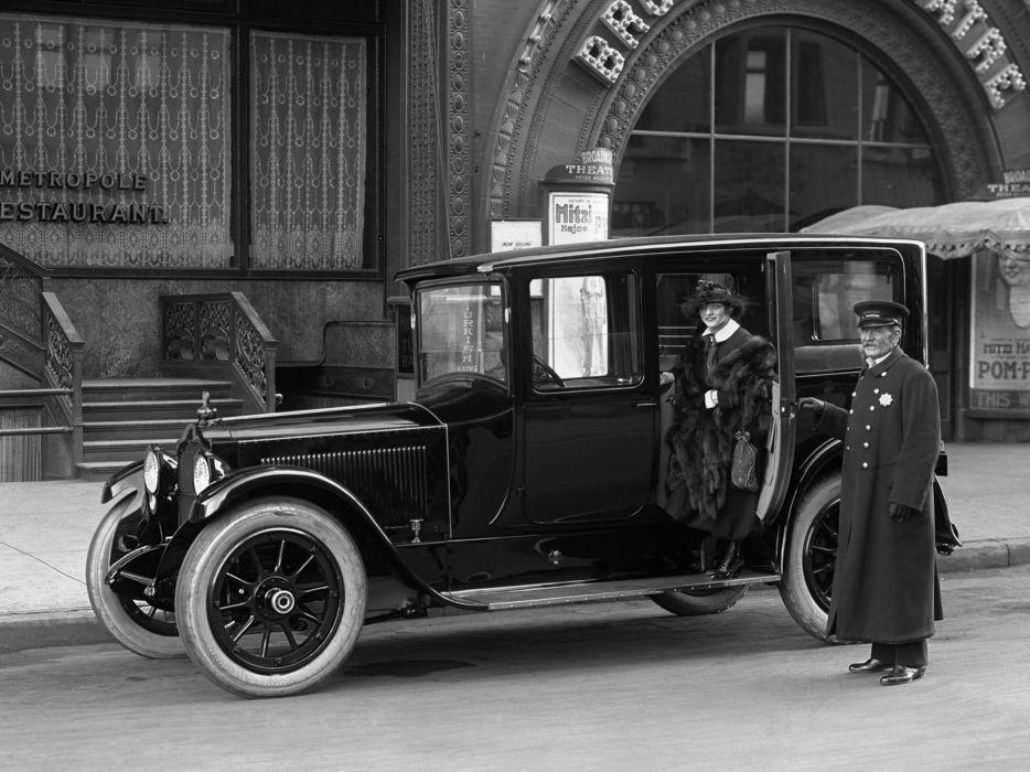 1918 Packard Twin Six Model-3-35 Brougham (185) retro     j wallpaper