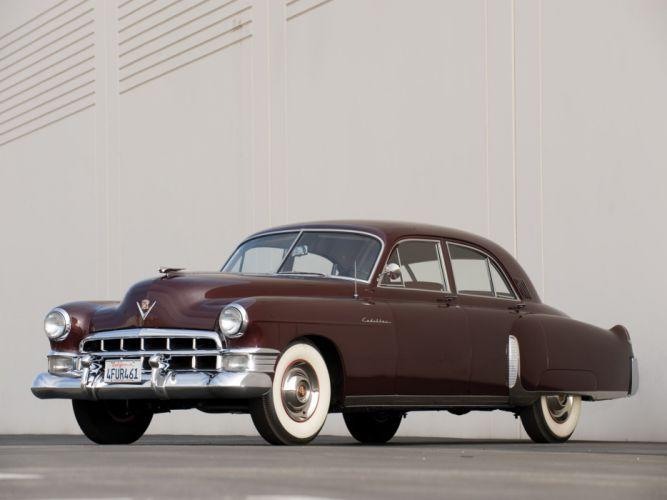 1949 Cadillac Fleetwood Sixty Special (6069X) luxury retro r wallpaper