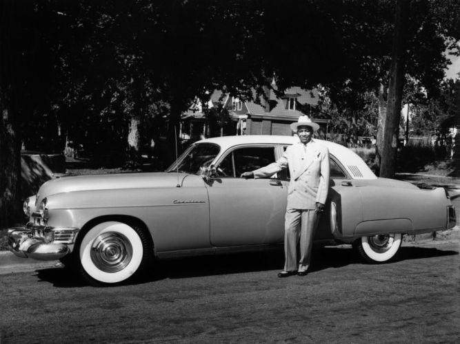 1949 Cadillac Fleetwood Sixty Special (6069X) luxury retro g wallpaper