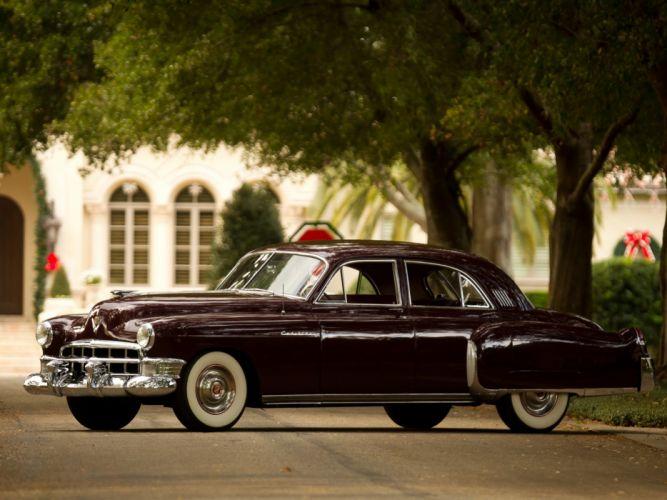 1949 Cadillac Fleetwood Sixty Special (6069X) luxury retro y wallpaper