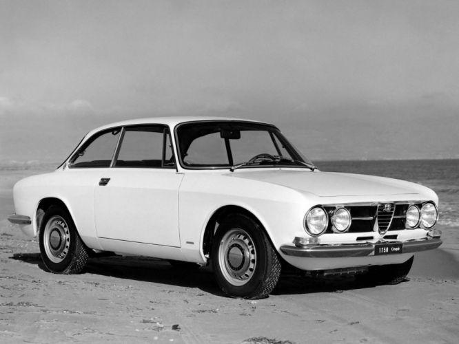 1967 Alfa Romeo 1750 G-T Veloce (105) classic g wallpaper