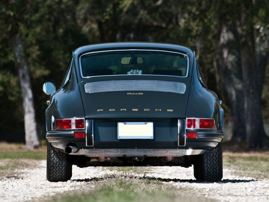 1970 Porsche 911 S Coupe US-spec (911) classic  y wallpaper