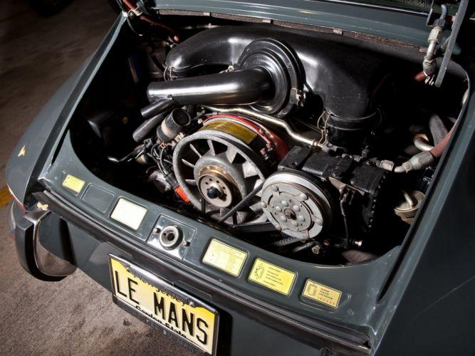 1970 Porsche 911 S Coupe US-spec (911) classic engine h wallpaper