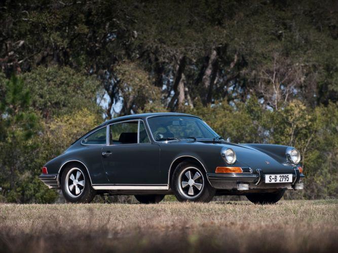 1970 Porsche 911 S Coupe US-spec (911) classic jh wallpaper