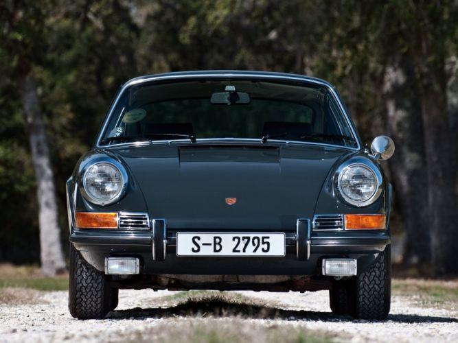 1970 Porsche 911 S Coupe US-spec (911) classic t wallpaper