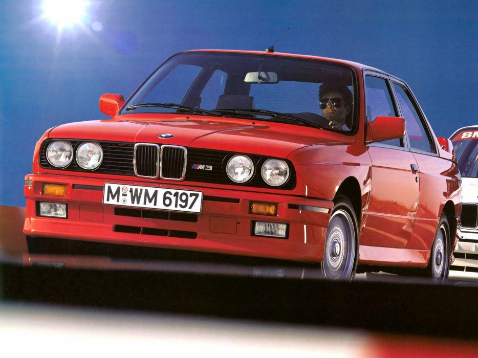 1986 BMW M-3 Coupe (E30)  f wallpaper