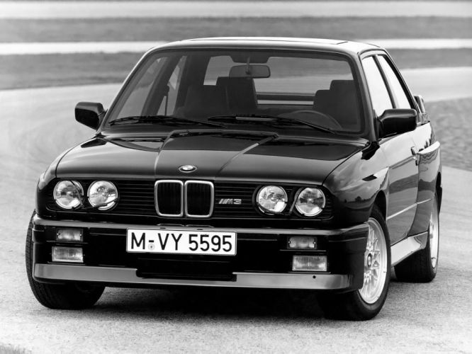 1986 BMW M-3 Coupe (E30) r wallpaper