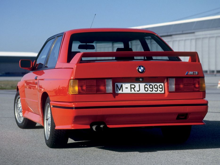 1986 BMW M-3 Coupe (E30)  g wallpaper