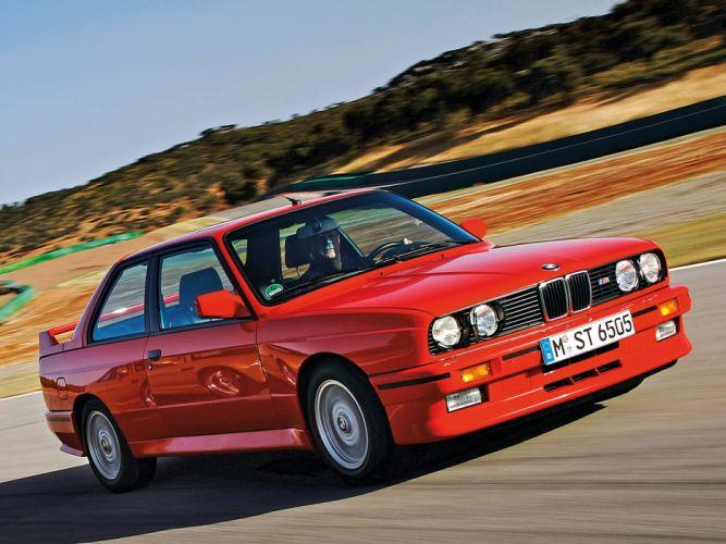 1986 BMW M-3 Coupe (E30) h wallpaper