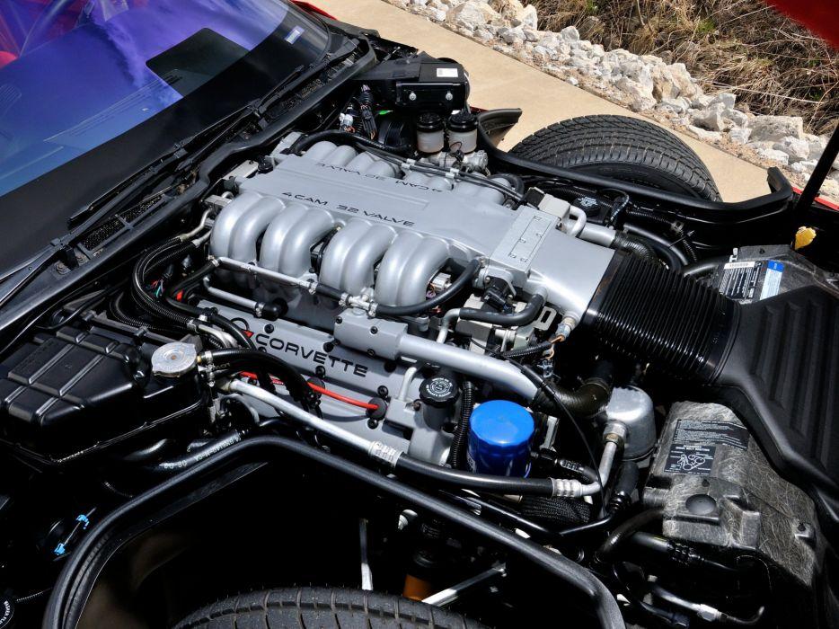 1990 Chevrolet Corvette ZR1 Coupe supercar muscle engine    f wallpaper
