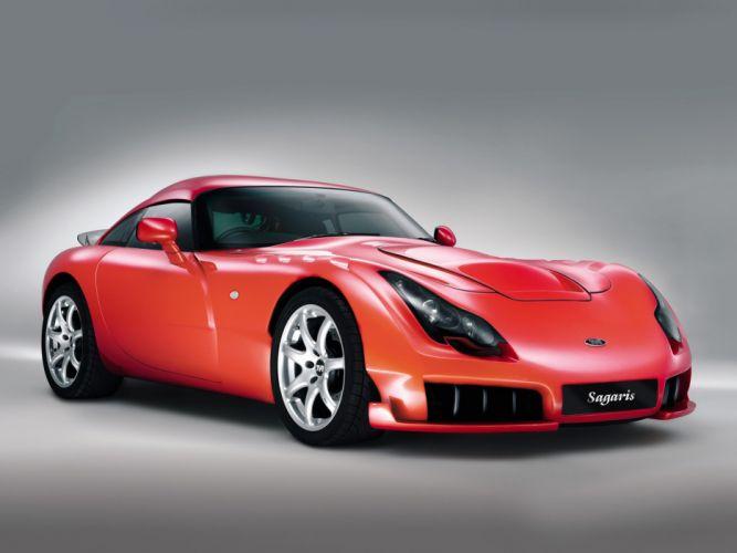 2004-06 TVR Sagaris supercar t wallpaper