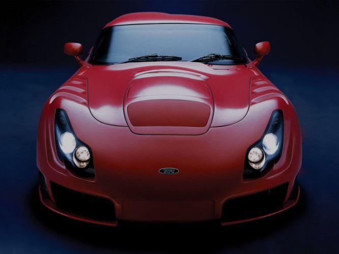 2004-06 TVR Sagaris supercar tr wallpaper