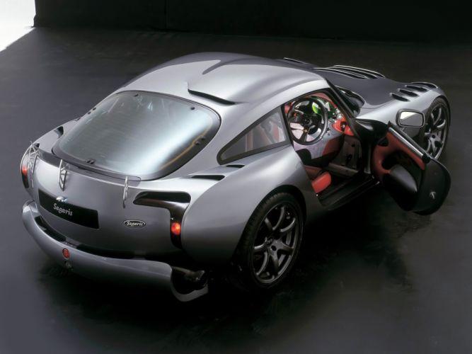 2004-06 TVR Sagaris supercar y wallpaper