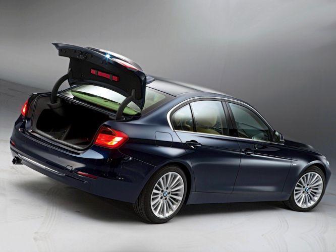 2012 BMW 320i Sedan Luxury Line (F30) g wallpaper