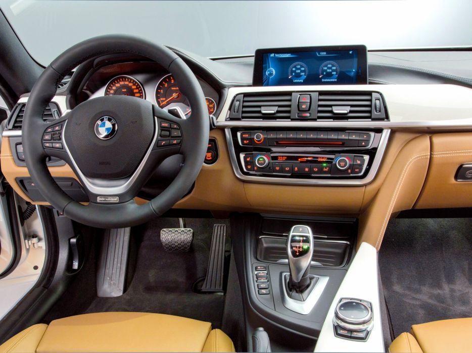 2014 BMW 435i Gran Coupe Individual (F36) interior    g wallpaper