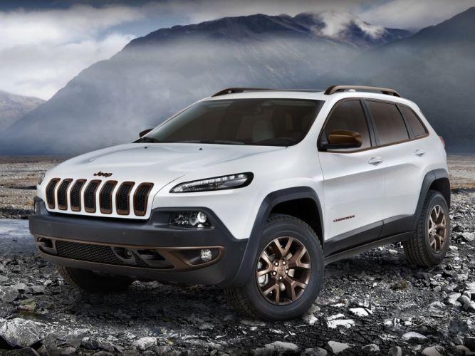 2014 Jeep Cherokee Sageland Concept (K-L) 4x4 awd g wallpaper