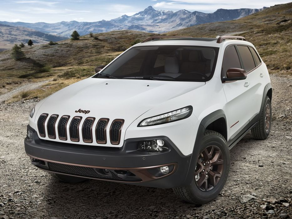 2014 Jeep Cherokee Sageland Concept K L 4x4 Awd F Wallpaper